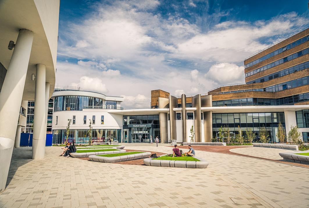 Huddersfield Uni Campus