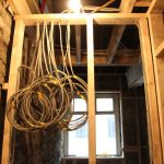 Several kilometre's of electrical cabling!