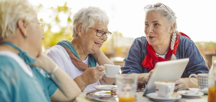 Co-living for the older generations